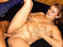 Fap-tastic Granny Sex