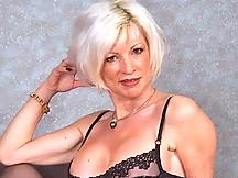 Pierced Pussy Grandma