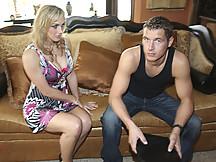 Sexy Blond Cougar Tanya Tate